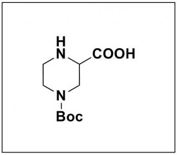 4-(tert-butoxycarbonyl)piperazine-2-carboxylic acid