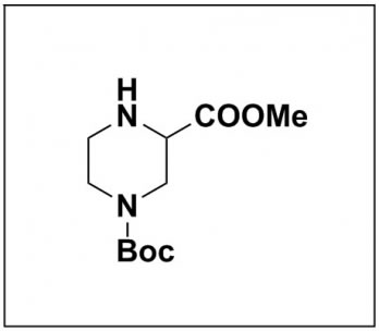 1-(tert-butyl) 3-methyl piperazine-1,3-dicarboxylate