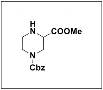 1-benzyl 3-methyl piperazine-1,3-dicarboxylate