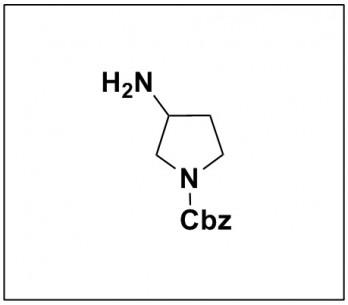 Benzyl 3-aminopyrrolidine-1-carboxylate