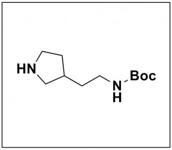 tert-butyl (2-(pyrrolidin-3-yl)ethyl)carbamate