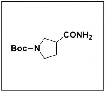 tert-Butyl 3-carbamoylpyrrolidine-1-carboxylate