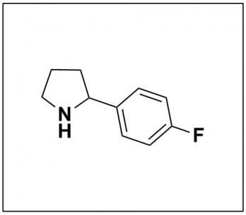 2-(4-fluorophenyl)pyrrolidine