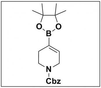 benzyl 4-(4,4,5,5-tetramethyl-1,3,2-dioxaborolan-2-yl)-3,6-dihydropyridine-1(2H)-carboxylate