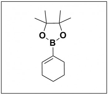 2-(cyclohex-1-en-1-yl)-4,4,5,5-tetramethyl-1,3,2-dioxaborolane