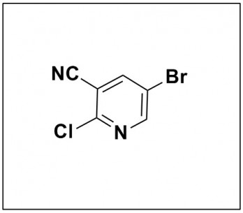 5-bromo-2-chloronicotinonitrile