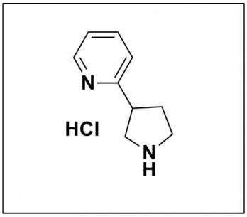 2-(pyrrolidin-3-yl)pyridine hydrochloride
