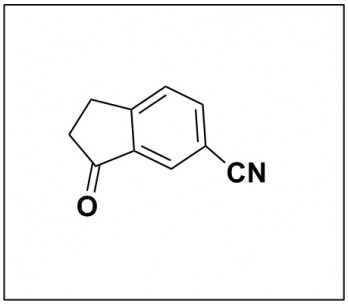 3-oxo-2,3-dihydro-1H-indene-5-carbonitrile