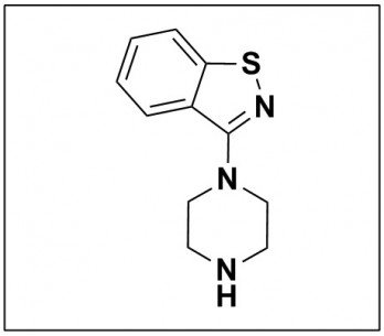 3-(piperazin-1-yl)benzo[d]isothiazole