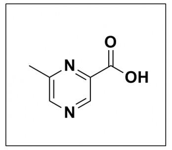 6-methylpyrazine-2-carboxylic acid