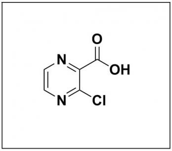 3-chloropyrazine-2-carboxylic acid