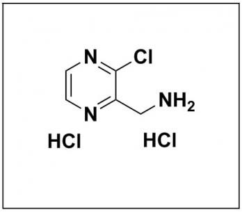 (3-chloropyrazin-2-yl)methanamine dihydrochloride