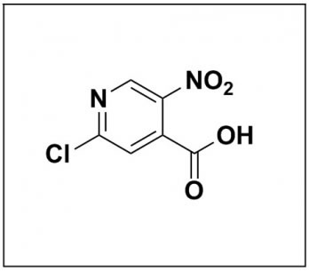 2-chloro-5-nitroisonicotinic acid