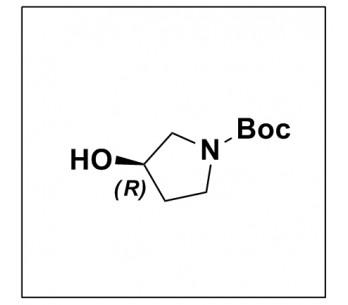 (R)-tert-butyl 3-hydroxypyrrolidine-1-carboxylate