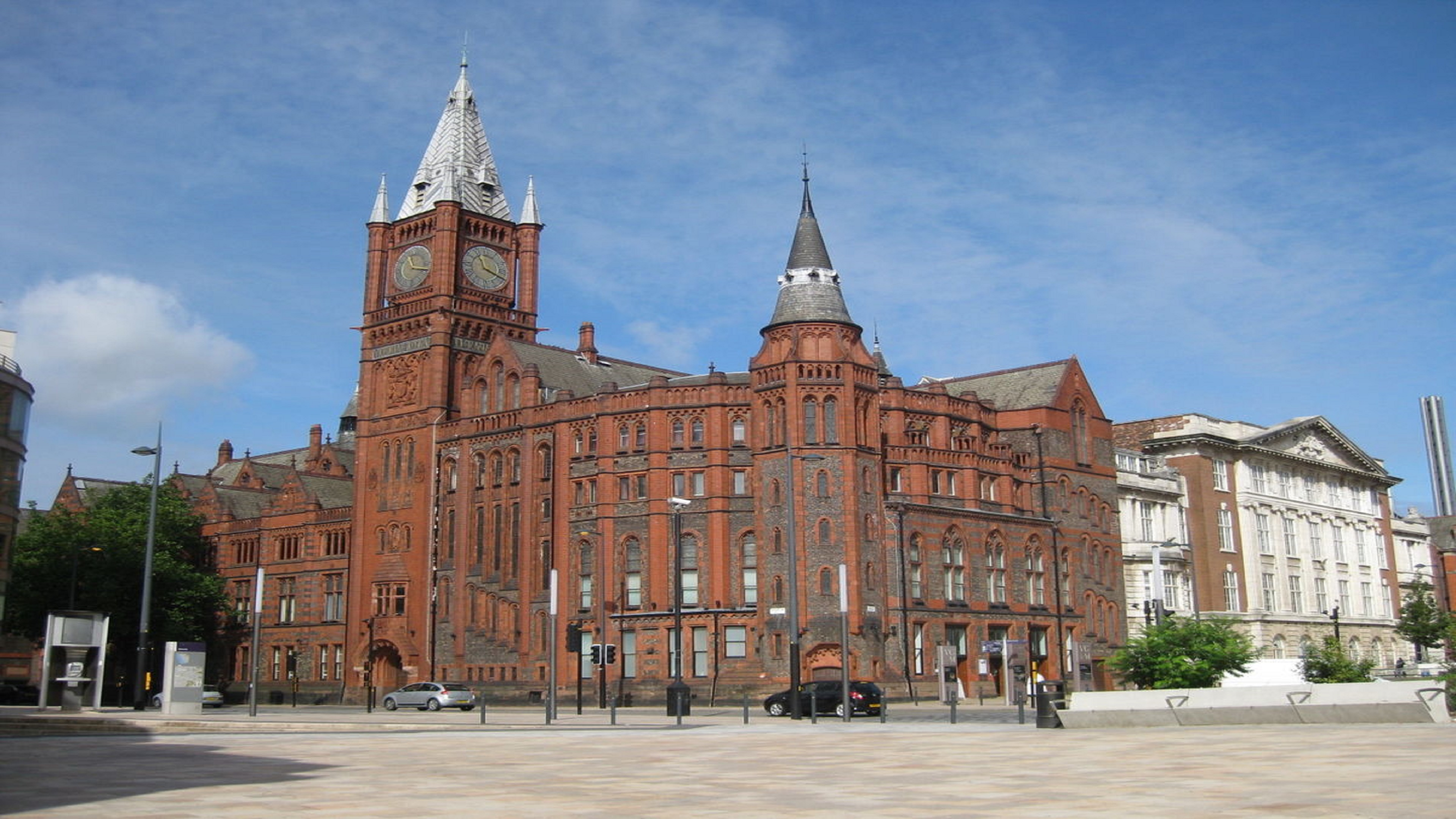 Headquarters and R&D Centre, Liverpool